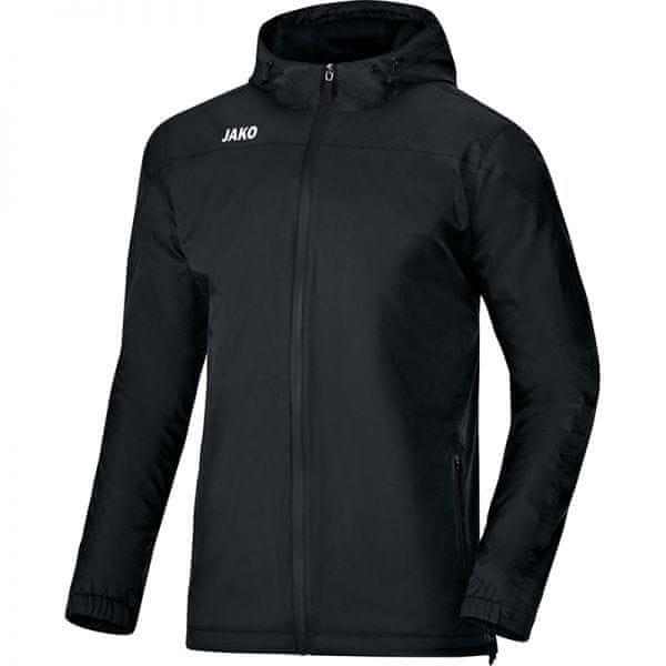 Černá pánská bunda na běžky Jako