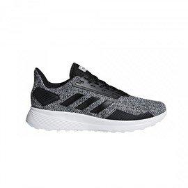 Šedé pánské běžecké boty - obuv Adidas - velikost 40 2 3 EU  d6b15cc41c