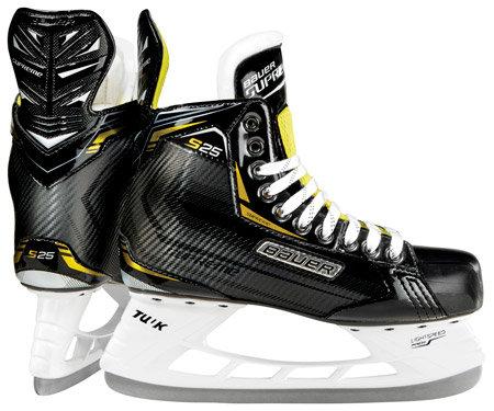 Hokejové brusle - junior Supreme S25, Bauer