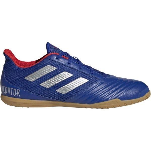 Modré pánské kopačky Adidas