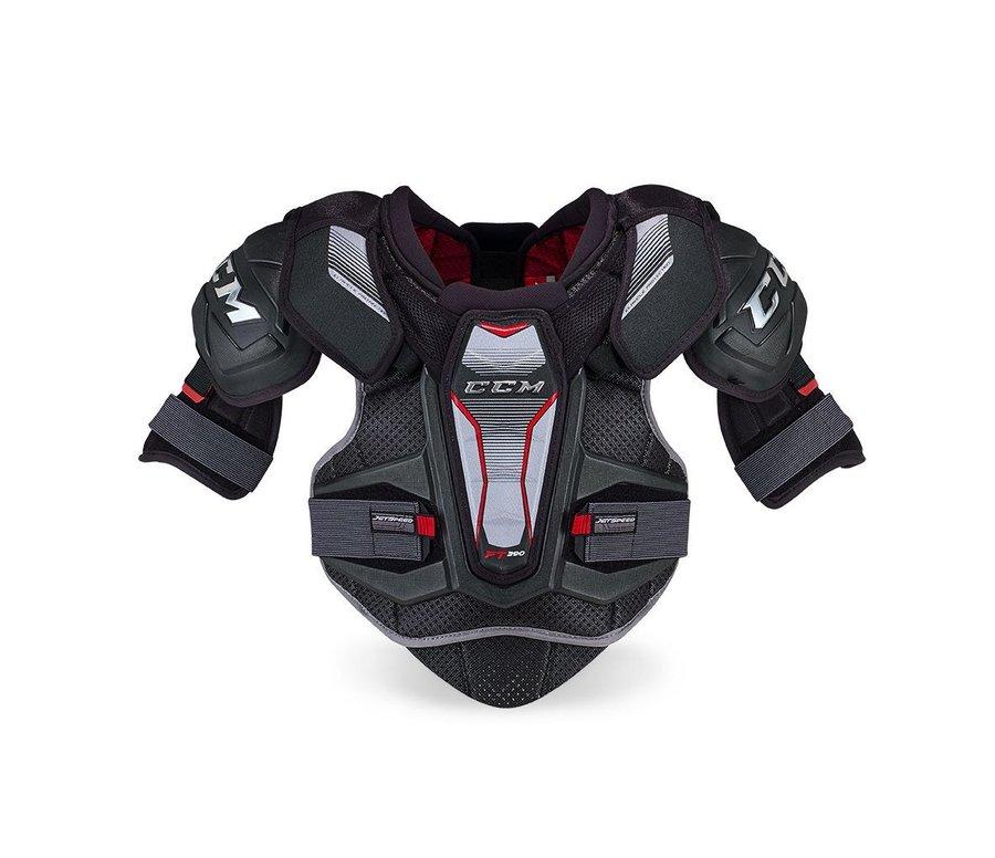 Hokejový chránič ramen - Ramena CCM Jetspeed 390 SR Velikost: M