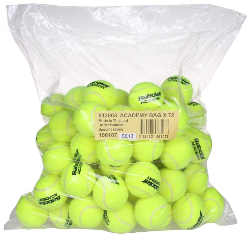 Tenisový míček - Babolat Academy 72ks