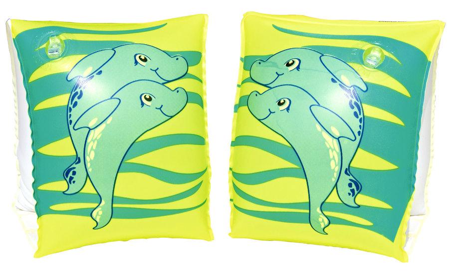 Plavecké rukávky - Bestway 32042 zelená