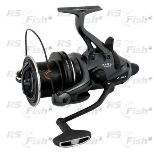 Rybářský naviják - Shimano® Naviják Shimano Medium Baitrunner CI4+ XTB LC