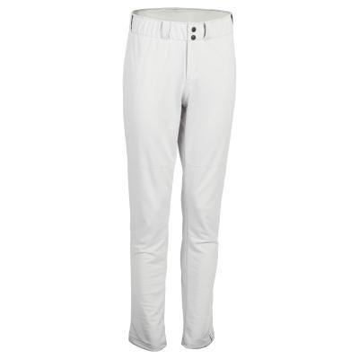 Šedé baseballové kalhoty BA 550, Kipsta
