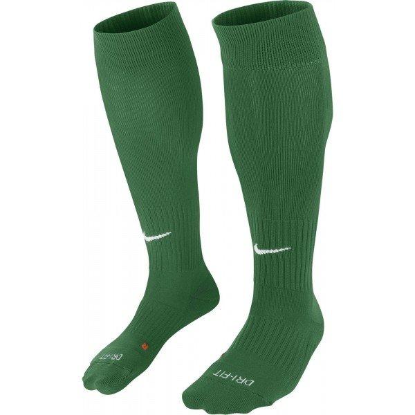 Zelené pánské fotbalové štulpny Nike