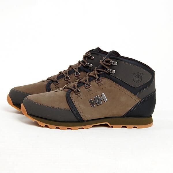 Hnědé pánské zimní boty Helly Hansen - velikost 46 EU