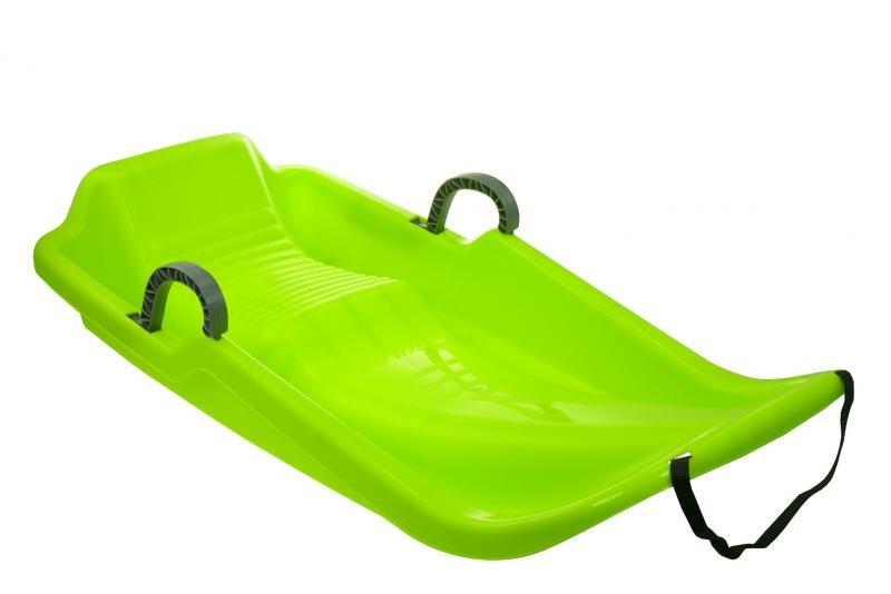 Boby - Bob plastový SULOV-OLYMPIC, zelený