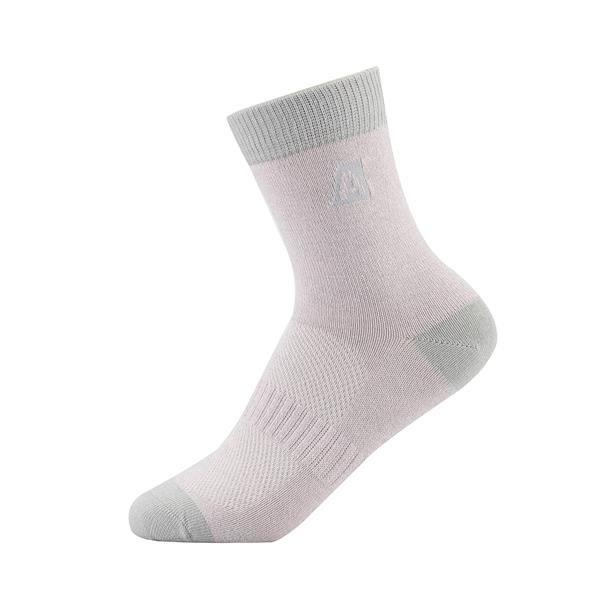 Šedé dětské ponožky Alpine Pro - velikost M