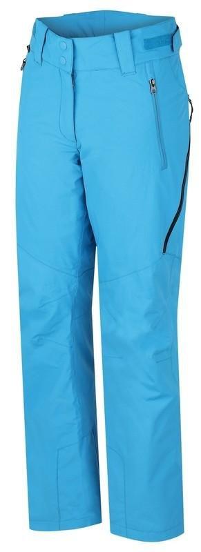 Modré dámské lyžařské kalhoty Hannah - velikost 42