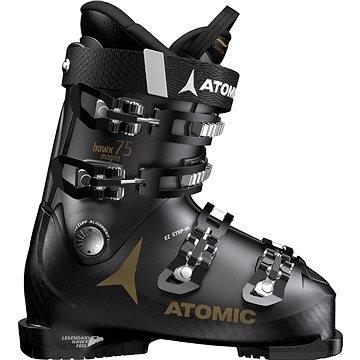Černé dámské lyžařské boty Atomic