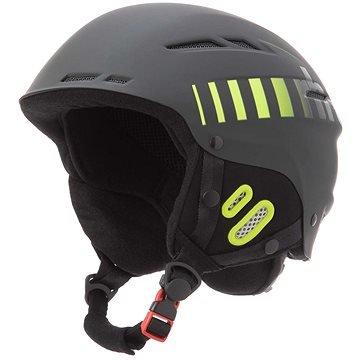 Černá lyžařská helma Zero RH+