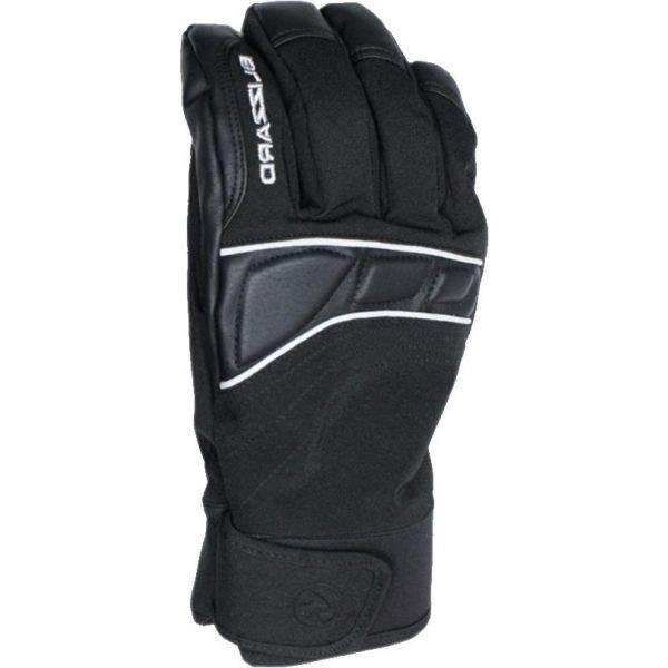Černé zimní rukavice Blizzard