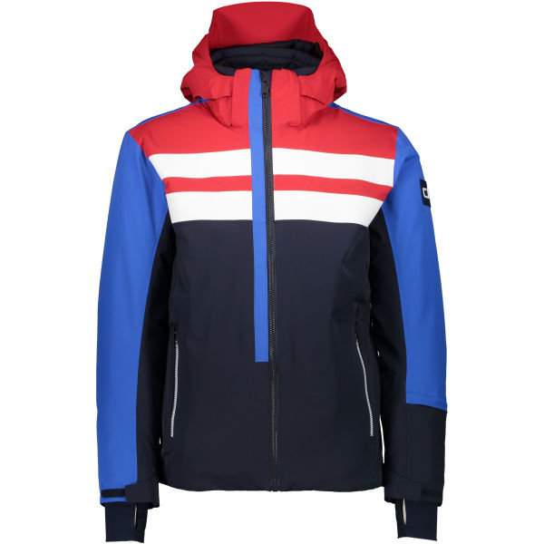 Modrá pánská lyžařská bunda CMP