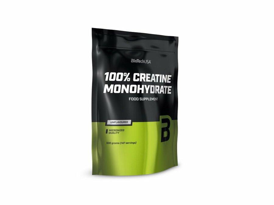 Monohydrát BioTech USA - 500 g