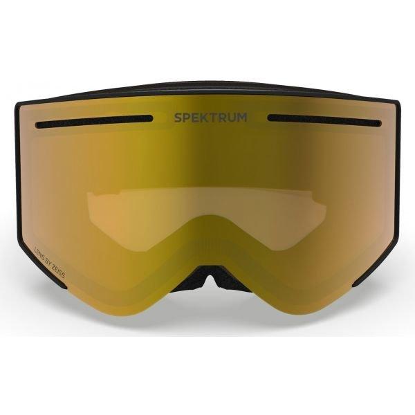 Černé lyžařské brýle Spektrum