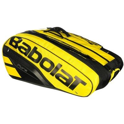 Žlutá tenisová taška Babolat