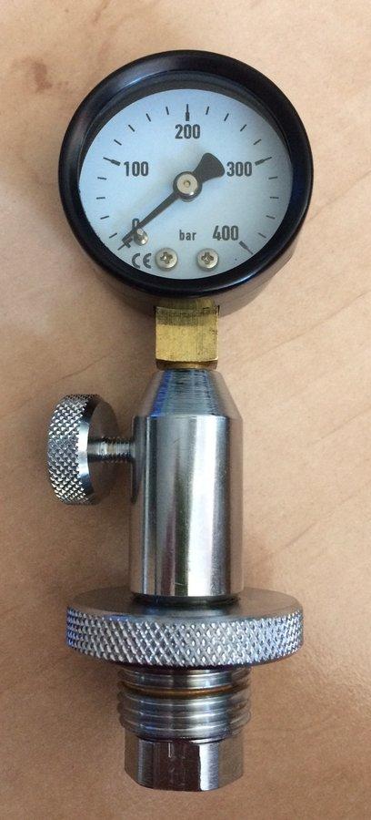 """Manometr - Manometr kontrolní vzduch G5/8"""""""