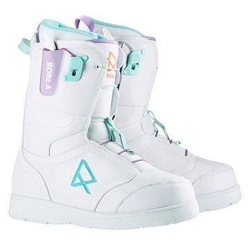 Bílé dámské boty na snowboard ROBLA - velikost 36 EU