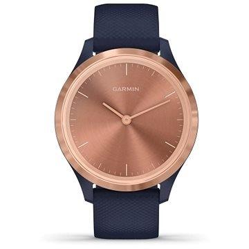 Modré chytré hodinky VivoMove 3S Sport, Garmin