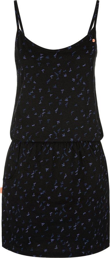 Černé dámské šaty Loap - velikost XL