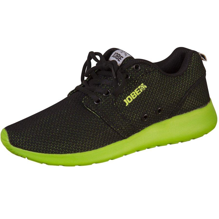 Černo-zelené boty na paddleboarding Discover Lace, Jobe