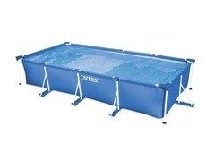 Nadzemní obdélníkový bazén INTEX - objem 7127 l, délka 450 cm, šířka 220 cm a výška 84 cm