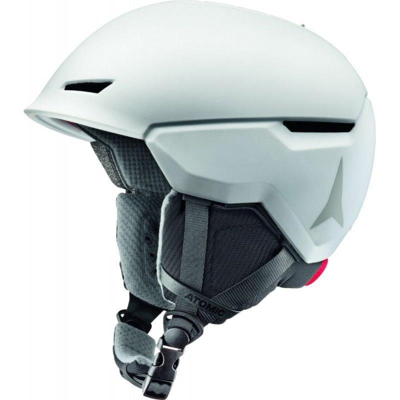Bílá pánská lyžařská helma Atomic - velikost M