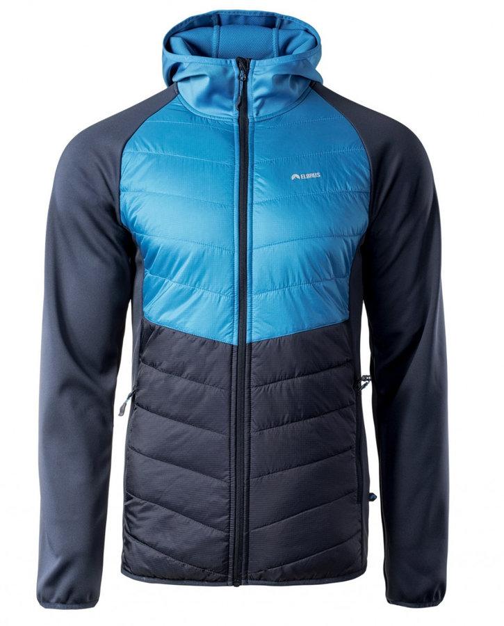Modrá pánská bunda Elbrus