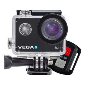Černá outdoorová kamera Vega 5 Fun, Niceboy