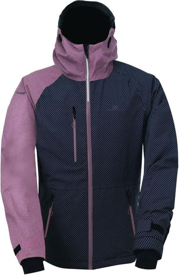Fialová dámská lyžařská bunda 2117 of Sweden