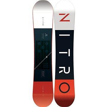 Snowboard bez vázání Nitro - délka 159 cm