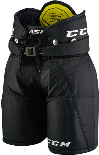 Modré dětské hokejové kalhoty CCM - velikost S