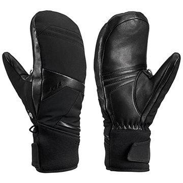 Černé dámské lyžařské rukavice Leki