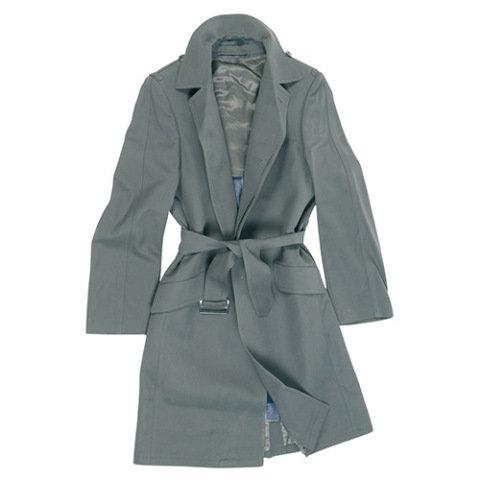 Kabát - doprodej Kabát BW HEER armádní ŠEDÝ