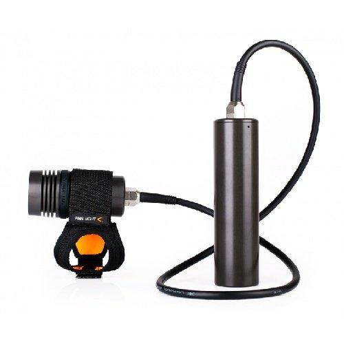 Potápěčská svítilna Long 2000, Finn Light