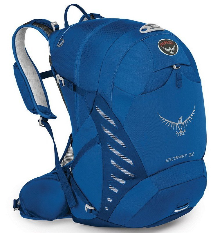 Modrý batoh Osprey - objem 32 l