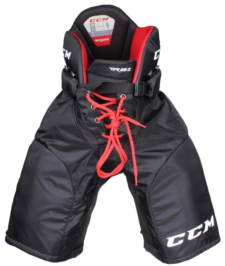 Černé unisex hokejové kalhoty CCM