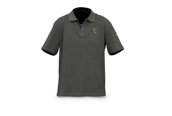 Zelené pánské rybářské tričko International Polo, Fox International