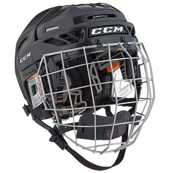 Modrá hokejová helma - senior FITLITE 3DS, CCM - velikost 58-64 cm