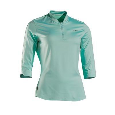 Tyrkysové dámské tenisové tričko Artengo
