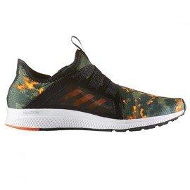 Černo-zelené dámské běžecké boty edge lux, Adidas - velikost 40 EU