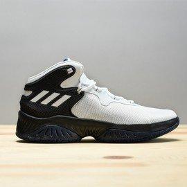 Bílé pánské basketbalové boty Explosive Bounce, Adidas - velikost 44 EU
