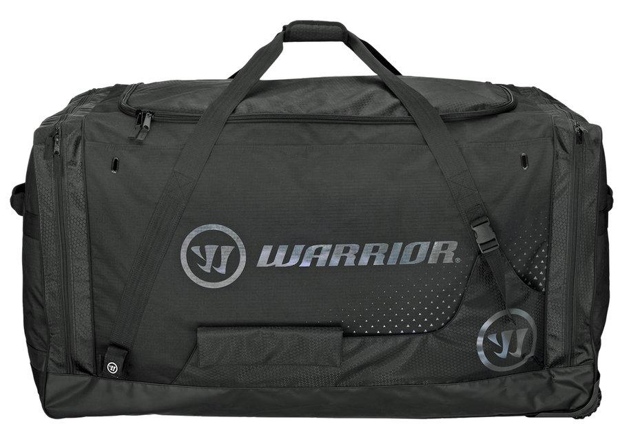 Brankářská taška - Brankářská taška Warrior RITUAL Goalie Wheel Bag Senior Barva: černá