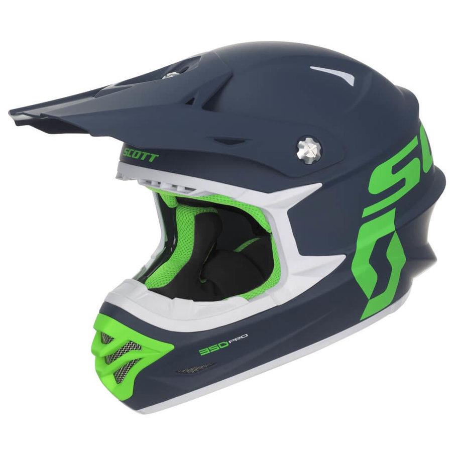 Helma na motorku 350 Pro, Scott - velikost 61-62 cm