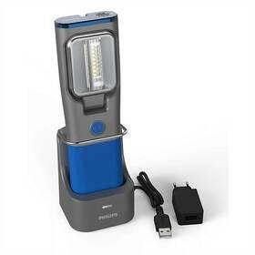 Modro-šedá svítilna LPL34UVX1, Philips