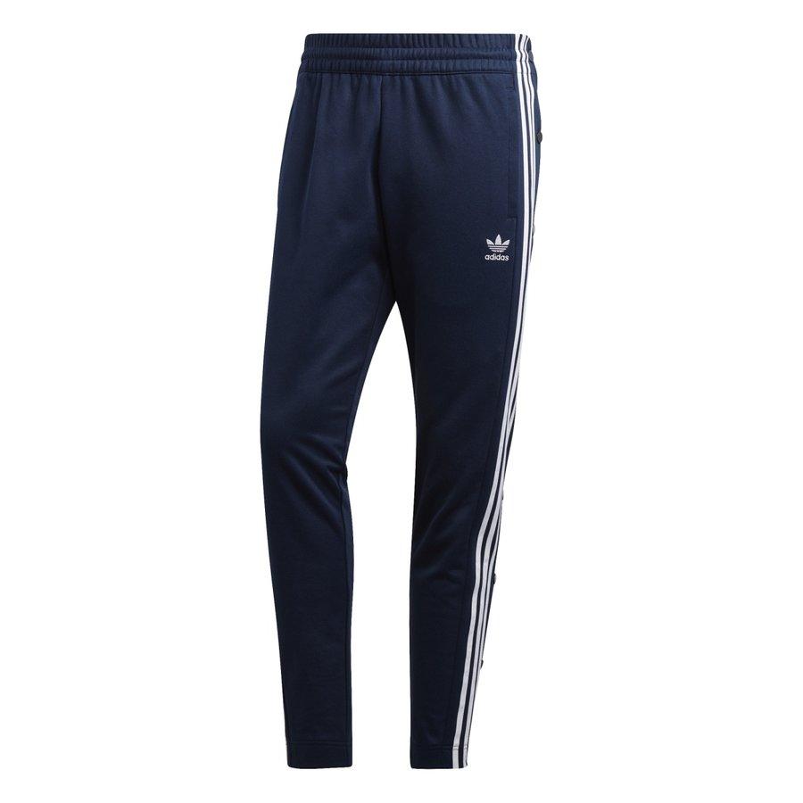 Modré pánské kalhoty Adidas - velikost XS