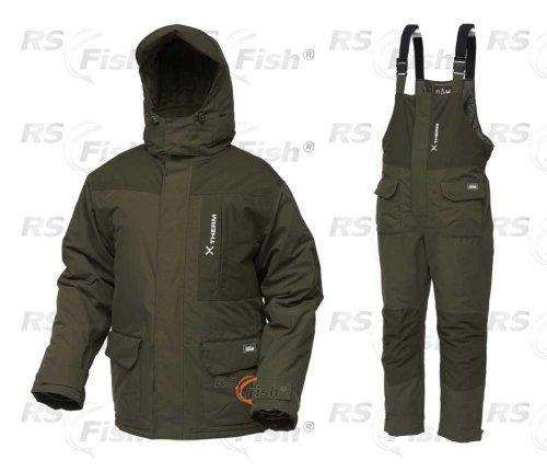 Suchý oblek - DAM® Termo oblek DAM Xtherm Winter Suit 2XL