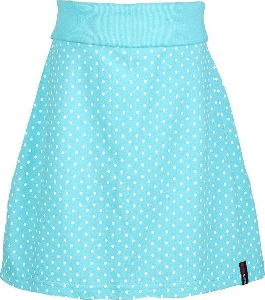 Modrá dívčí sukně Sam 73 - velikost 152-158