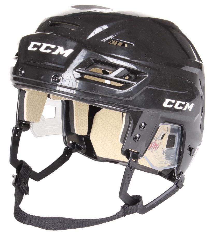 Hokejová helma - CCM Resistance černá S